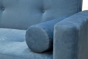 Прямой диван со спальным местом Глэм MФ (So-Co)