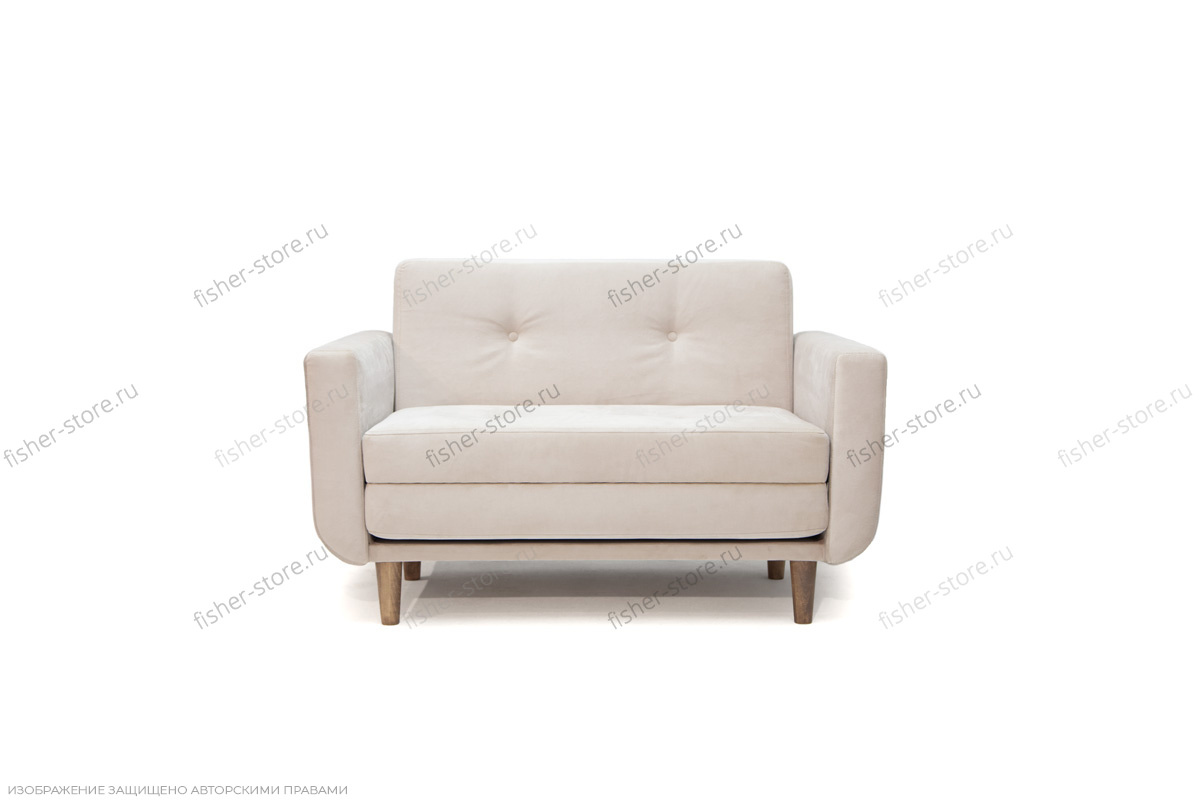 Прямой диван Шуга MФ (So-Co) Вид спереди