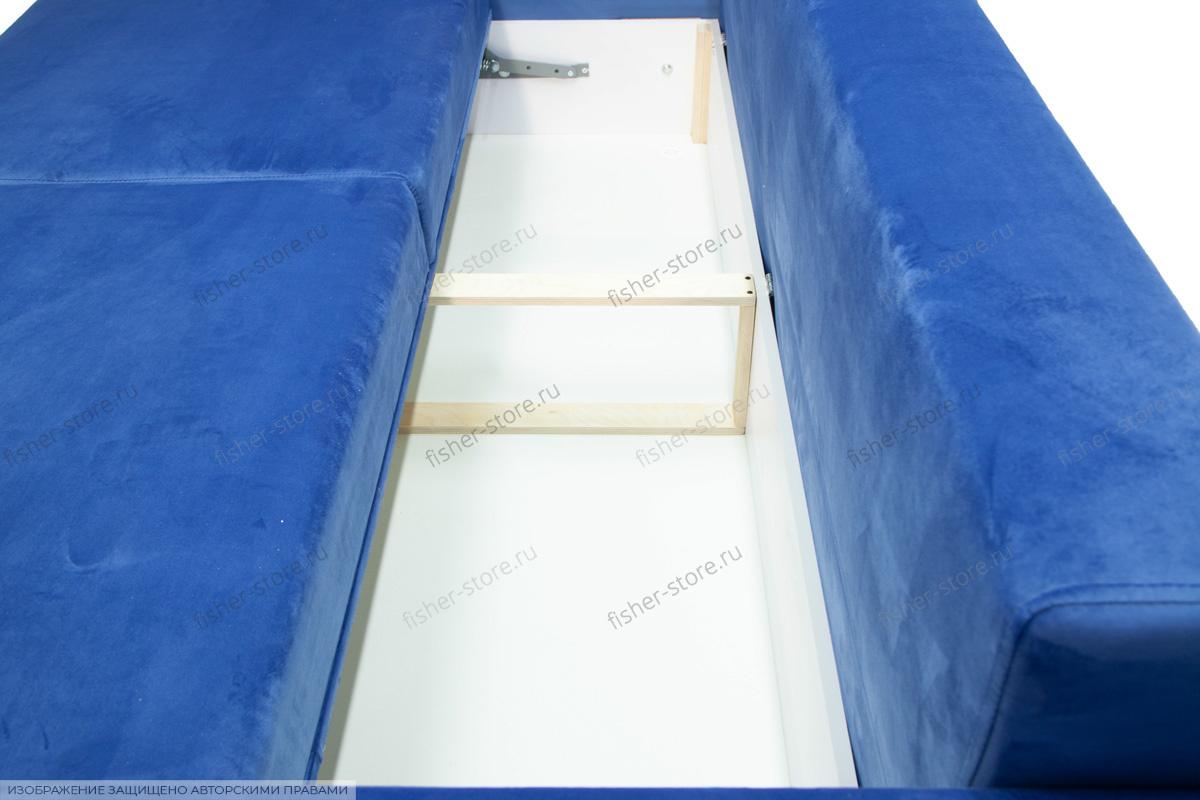 Прямой диван со спальным местом Минт MФ (So-Co) Ящик для белья