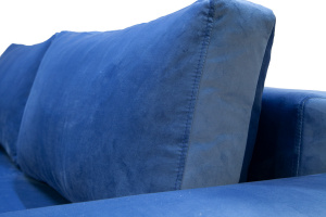 Прямой диван со спальным местом Минт MФ (So-Co) Подушки