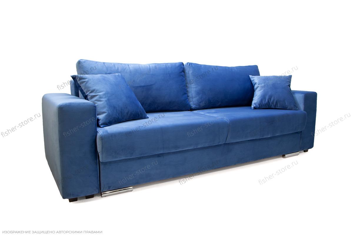 Прямой диван со спальным местом Минт MФ (So-Co) Вид по диагонали