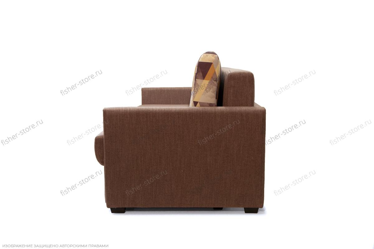 Прямой диван со спальным местом Джейсон MФ (So-Co) Вид сбоку