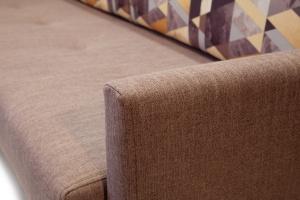 Прямой диван со спальным местом Джейсон MФ (So-Co) Текстура ткани