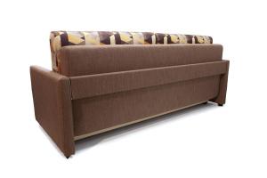 Прямой диван со спальным местом Джейсон MФ (So-Co) Вид сзади