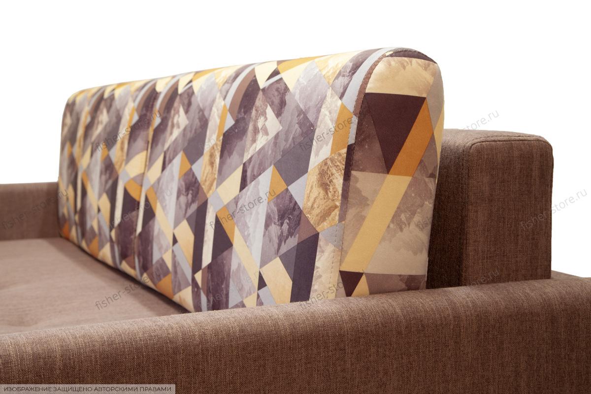 Прямой диван со спальным местом Джейсон MФ (So-Co) Подушки