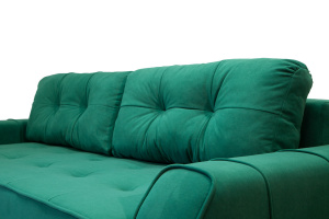 Прямой диван Турин MФ (So-Co) Подушки