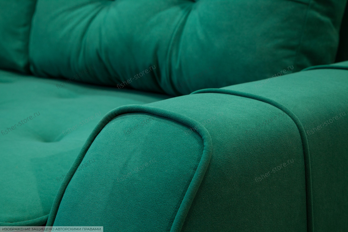 Прямой диван Турин MФ (So-Co) Текстура ткани