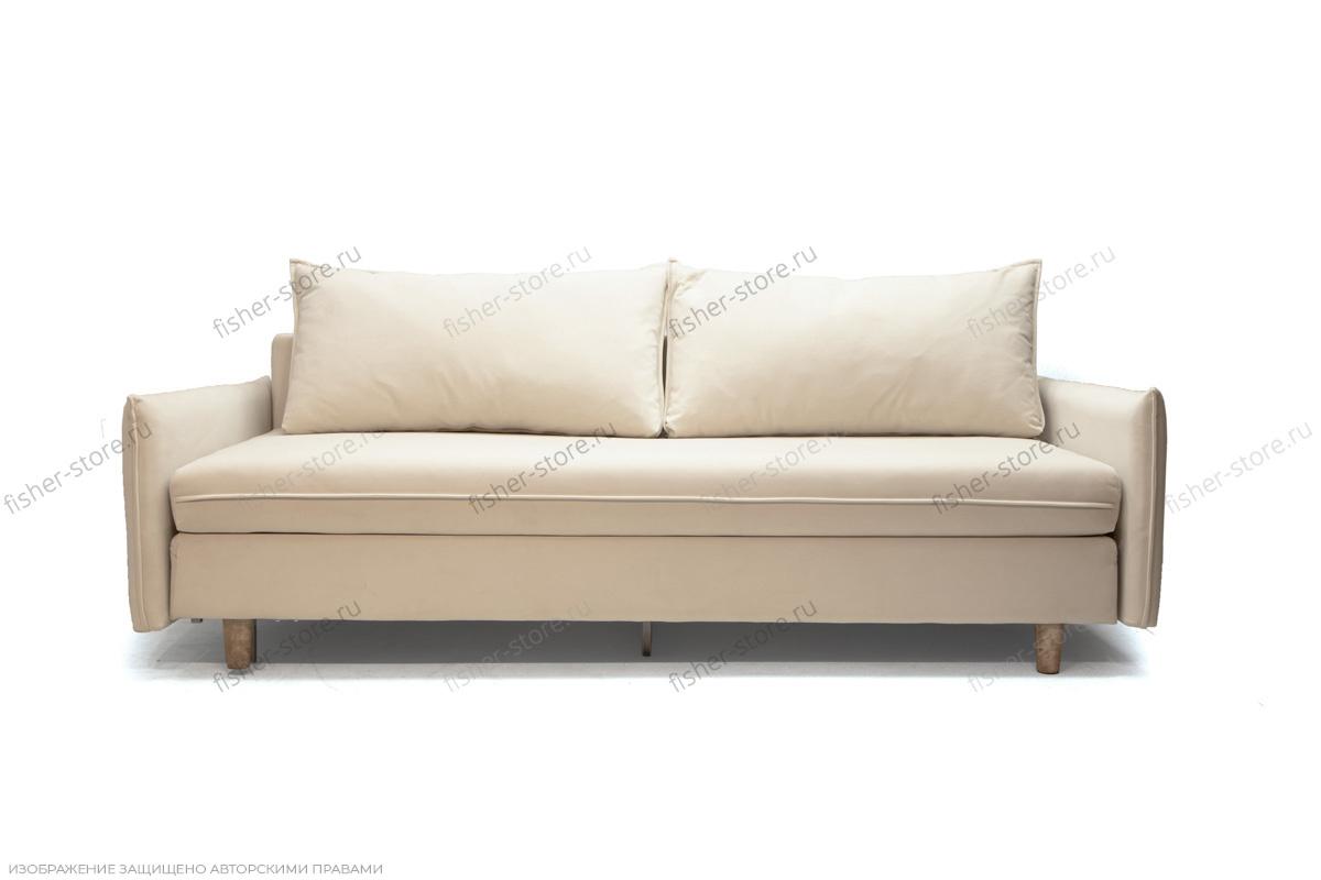 Прямой диван со спальным местом Сканди MФ (So-Co) Вид спереди