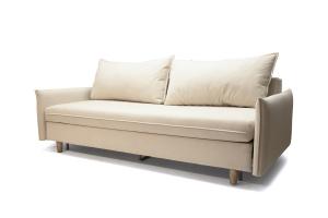 Прямой диван со спальным местом Сканди MФ (So-Co) Вид по диагонали
