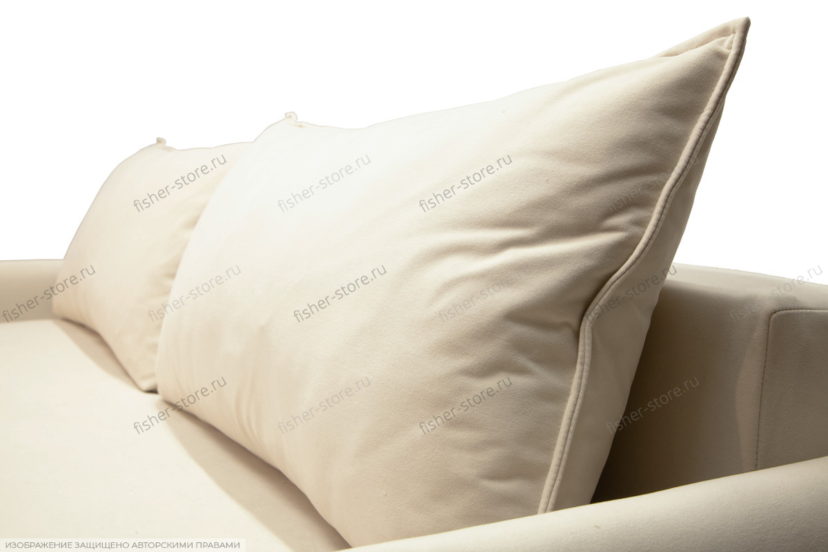 Прямой диван со спальным местом Сканди MФ (So-Co) Подушки