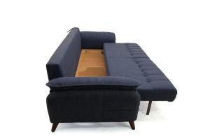 Прямой диван Дели Ящик для белья