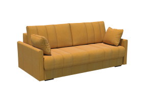Прямой диван Римини MФ (DiHall) Вид по диагонали