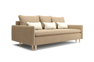 Прямой диван со спальным местом Рон MФ (DiHall) Вид по диагонали